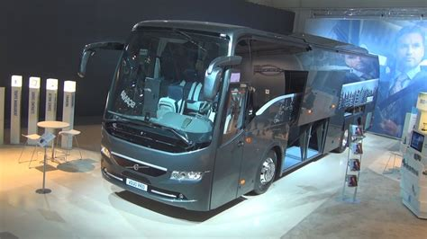 volvo  bus exterior  interior    uhd youtube