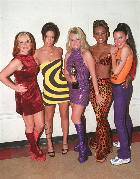 4 Fabulously Wacky Spice Girls Shoes That We Really