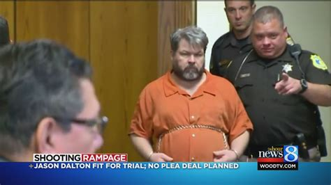 Jason Dalton fit for trial; no plea deal planned
