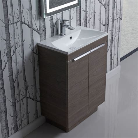 Roper Vanity Unit by Roper Cypher 600mm Freestanding Unit With Isocast
