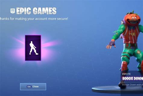 fortnite boogie  dance  game nounou cathofr