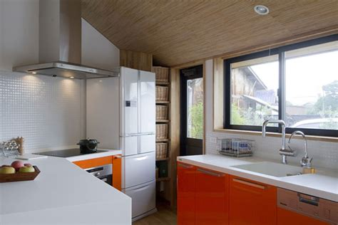 japanese pentagonal house beautiful modern