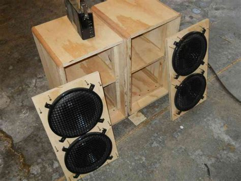 2x10 Guitar Cabinet Diy by Speaker Box Designs 2x10 Guitar Speaker Cabinets