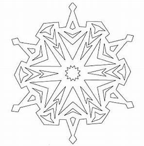 Schneeflocken Basteln Vorlagen : schneeflocken aus papier basteln vorlage ~ Frokenaadalensverden.com Haus und Dekorationen