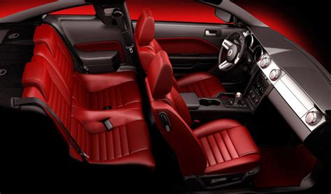2007 Ford Mustang GT Interior   Picture / Pic / Image