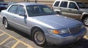 2000 Mercury Grand Marquis - Information And Photos