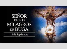 11 de septiembre Colombia celebra al Señor de los