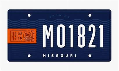 Missouri License Plates Plate Drew Roper State