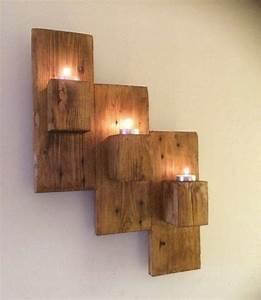 Ingenious Pallet Wall Art Ideas – Wood Pallet Ideas