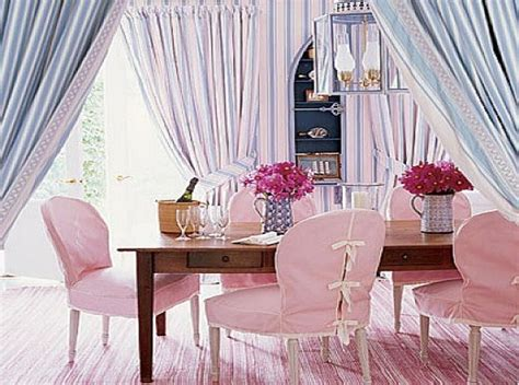 pin  jen gonzalez  cute tables pink dining rooms dining room chair covers dining chair
