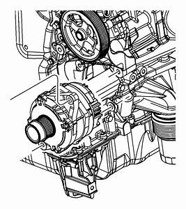 2015 Dodge Journey Generator  Engine  Remanufactured   160