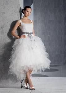 spring 2012 romantic wedding dress tea length tulle With tea length tulle wedding dress