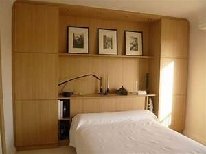 Dressing Autour Du Lit : lit pont pont de lit modern bedroom design master bedroom et california closets ~ Melissatoandfro.com Idées de Décoration