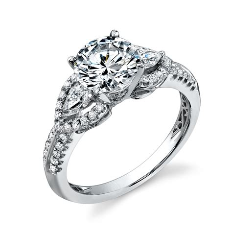 simon g engagement ring picture robbins brothers engagement rings proposals weddings