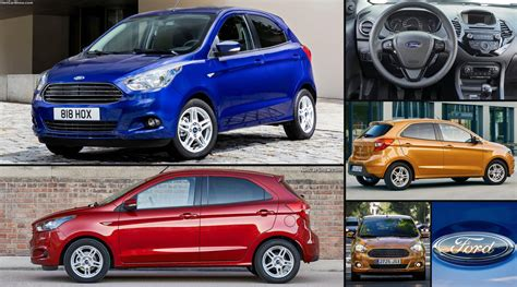 ford ka   pictures information specs