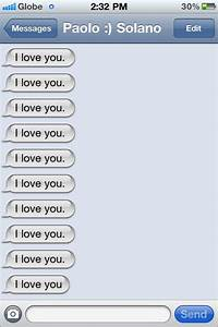Sweet Love Text Messages For Him | www.imgkid.com - The ...