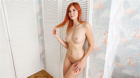 Freckled Redhead Morning Creampie Fuck On Asian Sex Diary