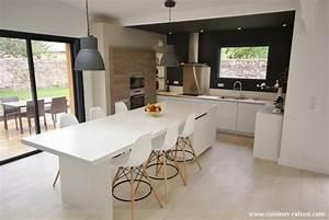Cuisine Moderne Design : cuisine design cuisine en image ~ Preciouscoupons.com Idées de Décoration