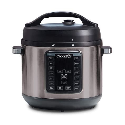 cooker crock pot slow fryer air quart pressure express multi programmable xl combo use manual cookers which boil simmer stainless