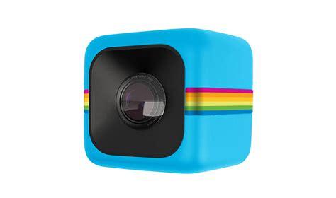 polaroid cube la sfida colorata  gopro wired