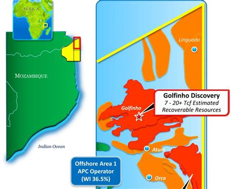 Anadarko: Another Major Discovery Offshore Mozambique ...