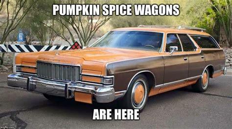 blog post  cars  rock pumpkin spice colors car talk