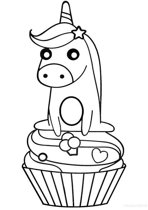 Unicorn Cupcake Kleurplaat by раскраска прелестный единорог 187 раскраски рф распечатать
