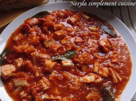 poulpe cuisine recettes de poulpes de simplement cuisine