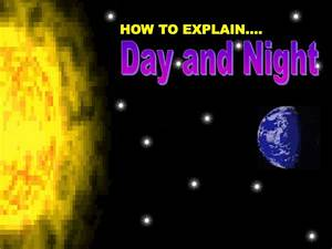 Powerpoint On Day And Night