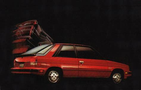 renault hatchback from the 1980s hatch heaven 187 renault encore 1984