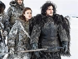 thrones game know doesn weakness he deal them kit snow jon rose leslie harrington wildling john cast ygritte prove himself