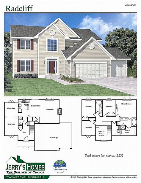 4 bedroom 2 house plans house plan one level house plans with 3 car garage