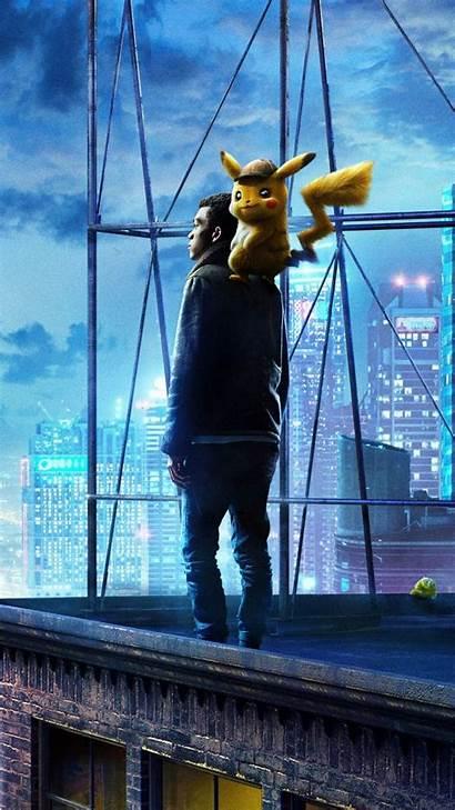 Pikachu Detective Wallpapers Beetlejuice Backgrounds Kolpaper Awesome