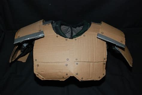 cardboard armor template cbg chest front armors search and costumes