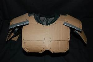cbg chest front create pinterest With cardboard armour template