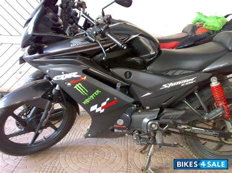 Bike Modification Of Honda Stunner by Second Honda Cbf Stunner In Vadodara Bike Is In