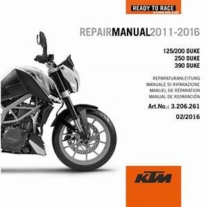 Aomc Mx  Ktm Dvd Repair Manual 125