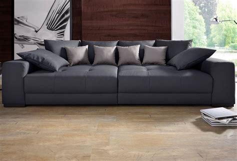 large loveseat big sofa mit boxspringunterfederung kaufen otto