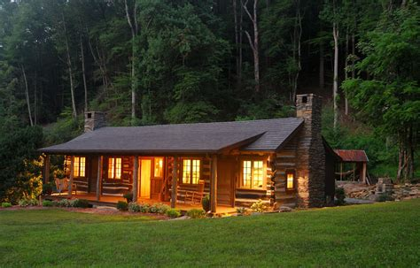 cabin   woods green renovation meets historical