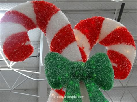 philips lighted candy canes