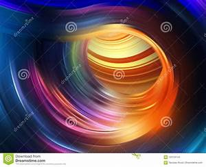Colorful, Flow, Background, Realistic, Swirl, Tunnel, Stock