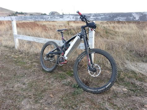 GT Fury Downhill Bike