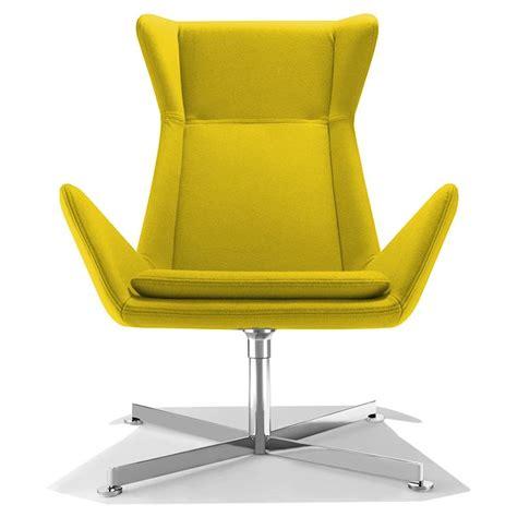 chaise de bureau jaune fauteuil de bureau design jaune free sur cdc design
