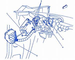 Pontiac Sunfire 4 Cyl 2005 Main Engine Fuse Box  Block Circuit Breaker Diagram  U00bb Carfusebox