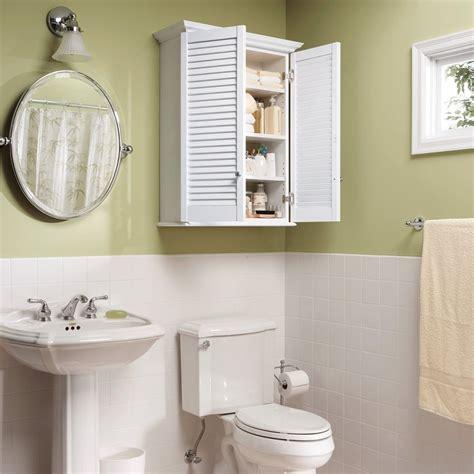 essential bathroom cabinet ideas