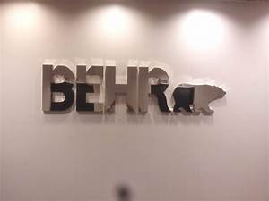 custom metal lobby signs for businesses americas With flat cut metal letters