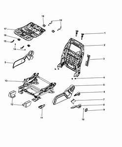 2015 Dodge Journey Adjusters  Recliners  U0026 Shields