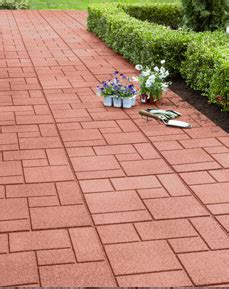 rubber paver tiles home depot grosgrain rubber pavers great for renters