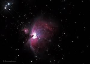Orion Nebula DSLR (page 4) - Pics about space