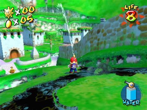 Super Mario Sunshine Beta Test Room Unused Stuff
